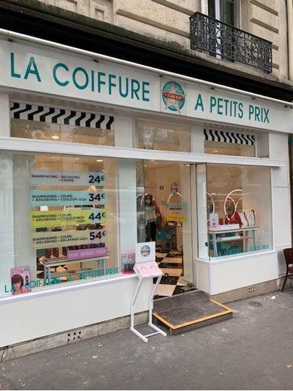 Coiffeur Tchip Coiffure Paris 217 Rue De Tolbiac Prix Horaires Tel